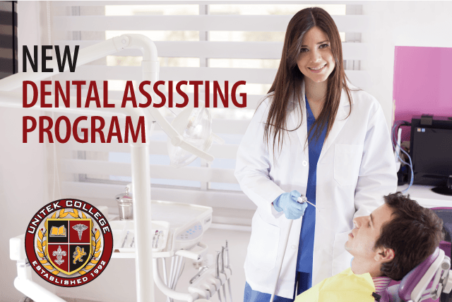 New Dental Assisting Program