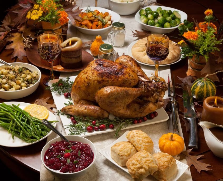 Why Thanksgiving Is So Busy In Your Hospital