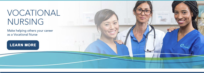 Vocational Nurse Training Program - LVN