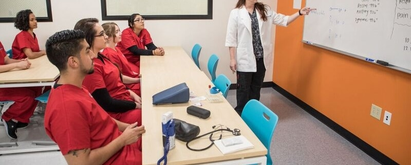 medical assistant schools training
