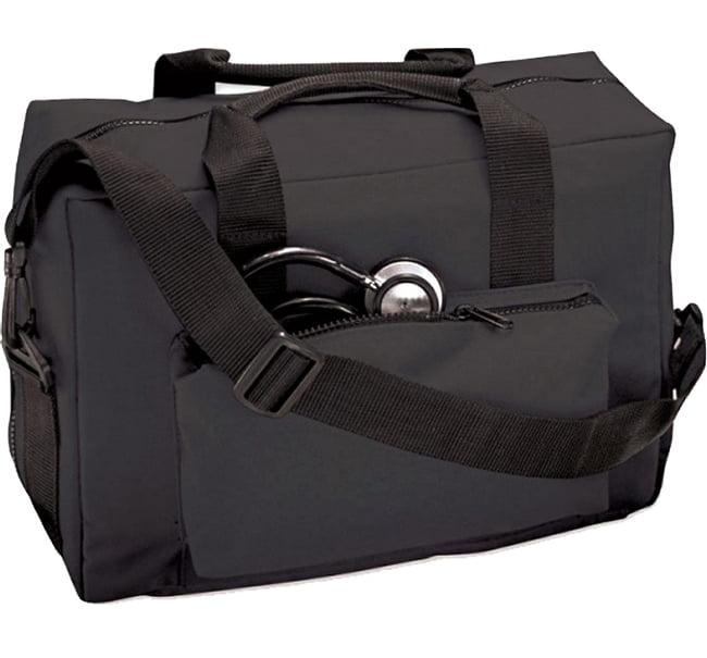 Black nursing bag