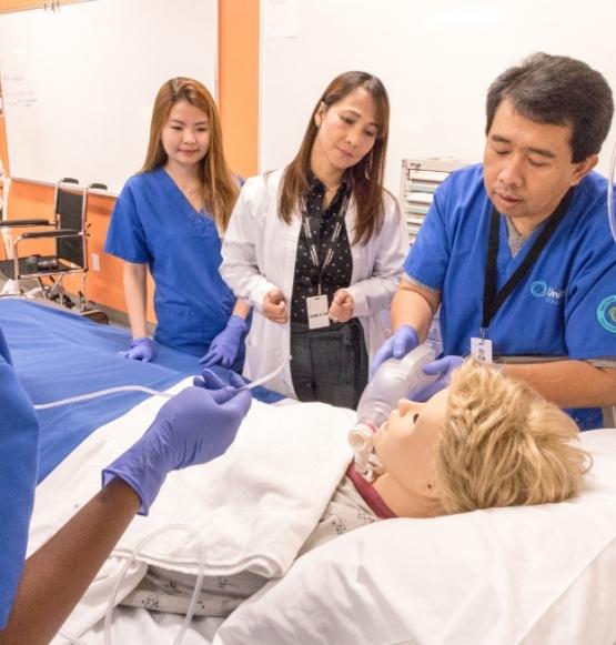 Associate of Science in Vocational Nursing Program